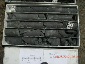 Drill Core bv 3 5 - High Grade Section