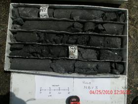 Drill Core bv 3 8 - High Grade Section